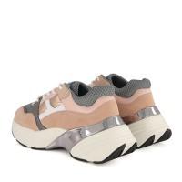 Afbeelding van Pinko RUBINO3 dames sneakers licht roze