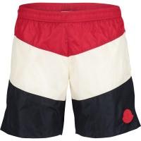 Afbeelding van Moncler 0072805 kinder zwemkleding rood