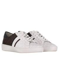 Afbeelding van Michael Kors 43R9KTFS1B dames sneakers wit