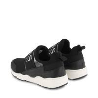 Afbeelding van Boss J29T93 kindersneakers zwart