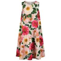 Afbeelding van Dolce & Gabbana L5JDZ0/FSGUD kinderjurk roze