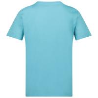 Afbeelding van Calvin Klein IB0IB00849 kinder t-shirt turquoise
