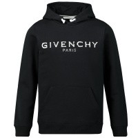 Afbeelding van Givenchy H25146 kindertrui zwart