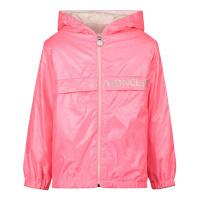 Afbeelding van Moncler 1A71910 babyjas fluor roze