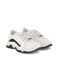 Afbeelding van Dsquared2 63536 kindersneakers wit