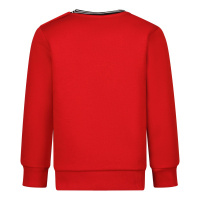 Afbeelding van Givenchy H05187 baby trui rood