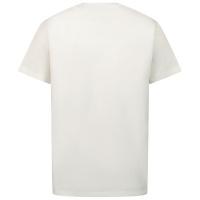 Afbeelding van Versace 1000239 kinder t-shirt wit