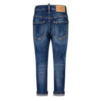 Afbeelding van Dsquared2 DQ01TC D007K babybroekje jeans