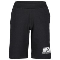 Picture of EA7 3GBS52 kids shorts black