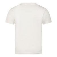 Afbeelding van Fendi BUI029 7AJ baby t-shirt wit