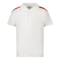 Afbeelding van Givenchy H05160 baby polo wit