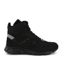 Picture of Iceberg IU1222 mens sneakers black