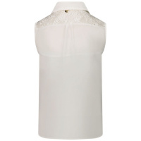 Afbeelding van Jacky Girls JG210402 kinder overhemd off white