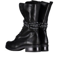 Picture of Nikkie N95871805 womens boots black
