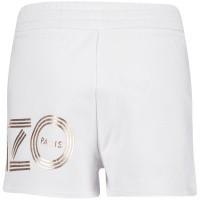 Afbeelding van Kenzo KN26038 kinder shorts wit