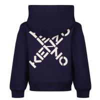 Afbeelding van Kenzo K05074 baby vest donker blauw