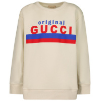 Afbeelding van Gucci 627964 kindertrui wit