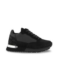 Afbeelding van Mallet MK2050BLK kindersneakers zwart