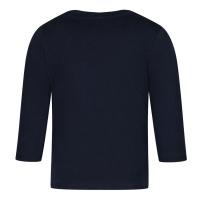 Afbeelding van Boss J95316 baby t-shirt navy