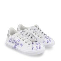 Afbeelding van MonnaLisa 8C7024 kindersneakers wit