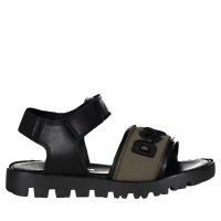 Picture of Dsquared2 59673 kids sandals army