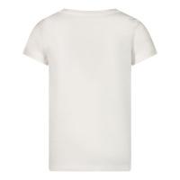 Afbeelding van Guess K1RI00 K kinder t-shirt wit
