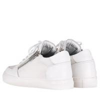Afbeelding van Antony Morato MKFW00132 kindersneakers wit
