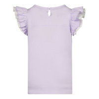 Afbeelding van MonnaLisa 317617A1 baby t-shirt lila