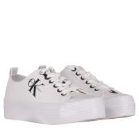 Afbeelding van Calvin Klein ZOLAH dames sneakers wit