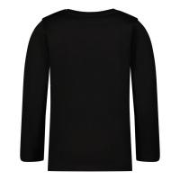 Afbeelding van Givenchy H05183 baby t-shirt zwart