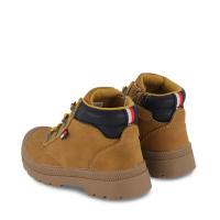 Afbeelding van Tommy Hilfiger 32084 kindersneakers camel