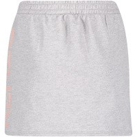 Picture of Kenzo KN27088 kids skirt light gray