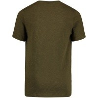 Picture of Burberry 8007087 kids t-shirt army