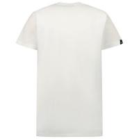Afbeelding van MSGM MS026817 kinder t-shirt wit