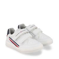 Afbeelding van Tommy Hilfiger 31073 kindersneakers wit
