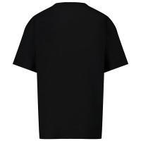 Afbeelding van MSGM 25197 kinder t-shirt zwart