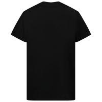 Afbeelding van Diesel 00J4YH kinder t-shirt zwart