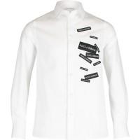 Afbeelding van Dolce & Gabbana L42S77 kinder overhemd wit