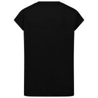 Afbeelding van Liu Jo GA1010 kinder t-shirt zwart