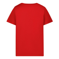 Afbeelding van Givenchy H05195 baby t-shirt rood