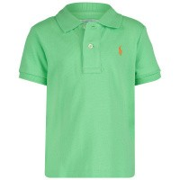 Picture of Ralph Lauren 703632 baby poloshirt green