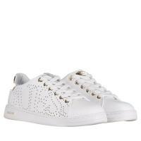 Afbeelding van Guess FL5CRTLEA12 dames sneakers wit