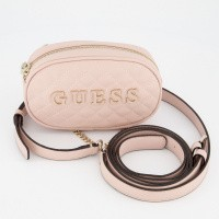 Picture of Guess HWVG7408800 womens bag light pink