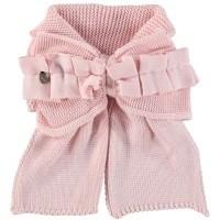 Afbeelding van MonnaLisa 172007 kinder sjaal licht roze