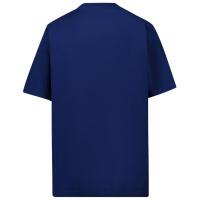 Afbeelding van Dsquared2 DQ0156 kinder t-shirt blauw