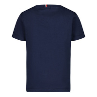 Afbeelding van Tommy Hilfiger KB0KB06532 B baby t-shirt navy