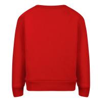 Afbeelding van Dsquared2 DQ0650 baby trui rood