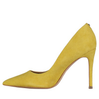 Picture of Guess FL6BLNSUE08 womens shoes yellow