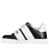 Afbeelding van Dolce & Gabbana DA0688 kindersneakers zwart