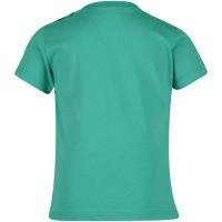 Afbeelding van Kenzo KN10678BB baby t-shirt groen